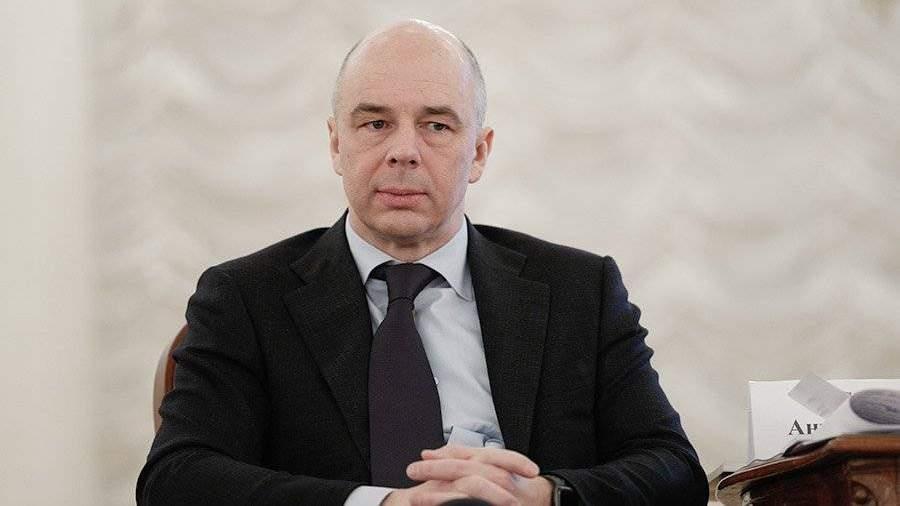 Силуанов: Рост зарплат граждан России в 2018г составит приблизительно 4,1%