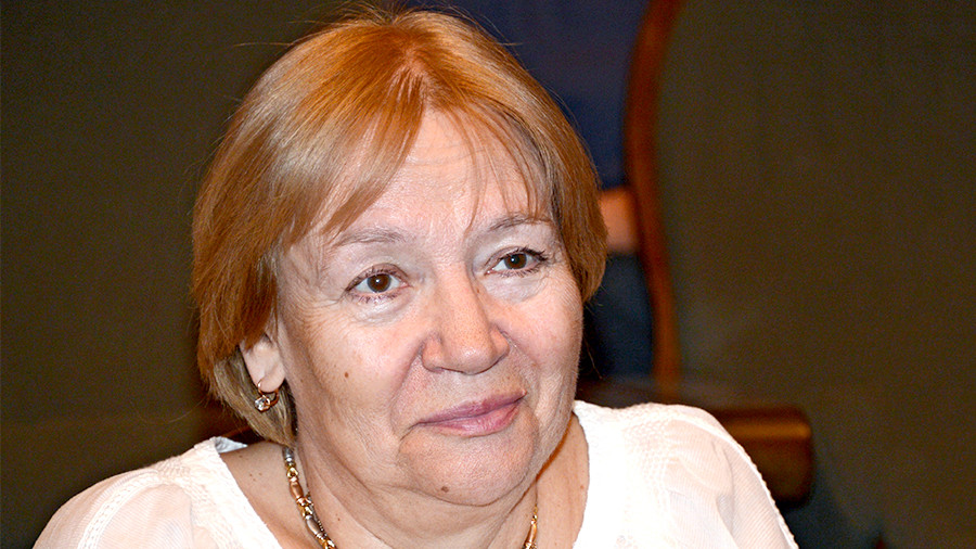 Екатерина Чеснокова