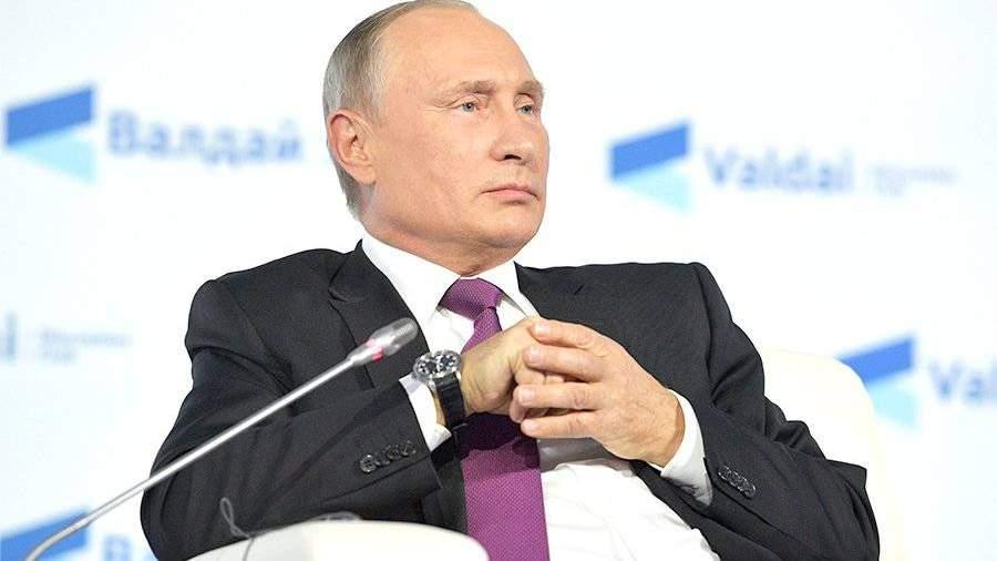Путин объявил, что ротации вгубернаторском корпусе будут продолжены