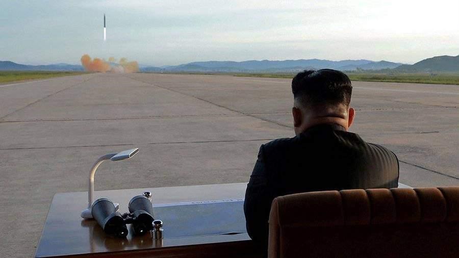 Северная Корея обвинила США вигре в«ядерный футбол»