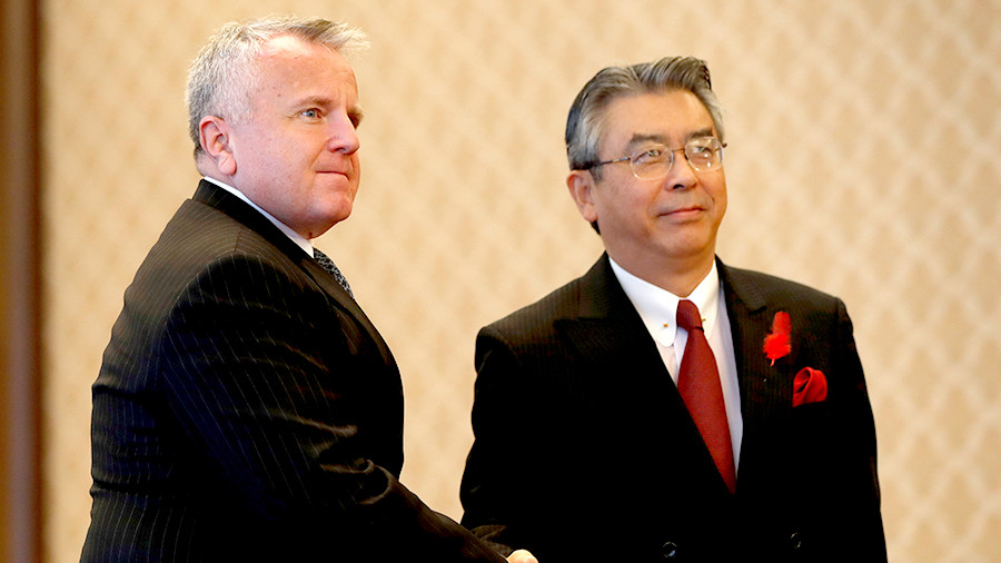 Заместитель Тиллерсона послал Пхеньяну знак оготовности США кпереговорам