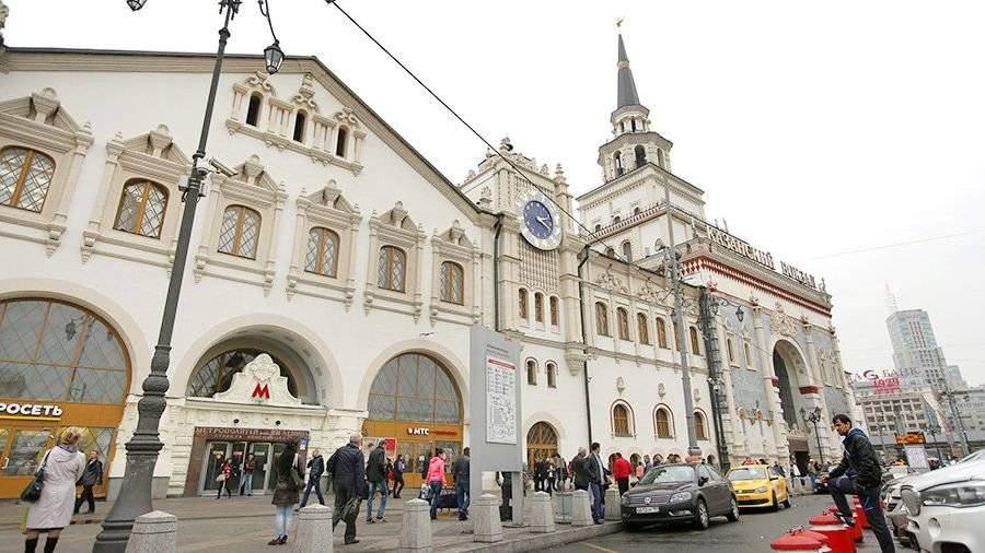 В столице России рабочие почтамта спасли людей отрадиоактивных посылок