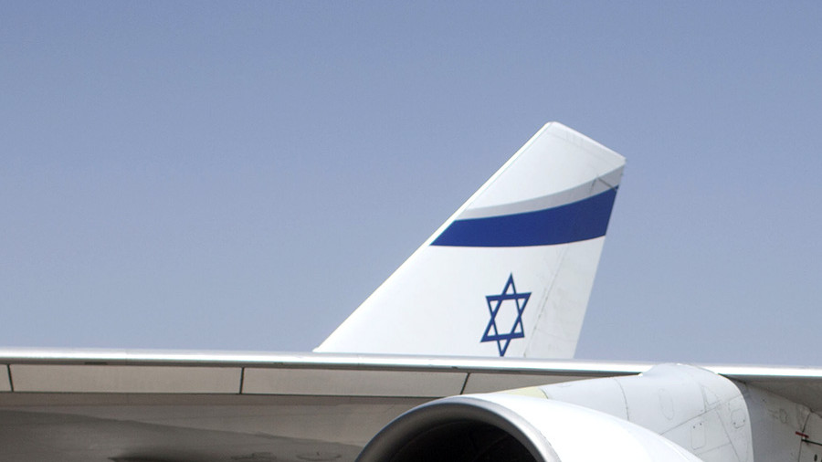 ВПодмосковье израильский самолёт допустил рискованное  сближение совстречным лайнером