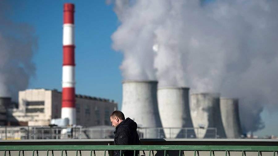 Экологи подчеркнули опасность загрязнения воздуха навостоке московского региона