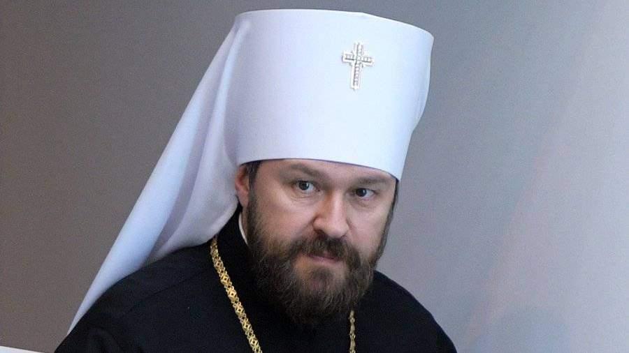 РПЦ будет участвовать ввосстановлении разрушенных храмов вСирии