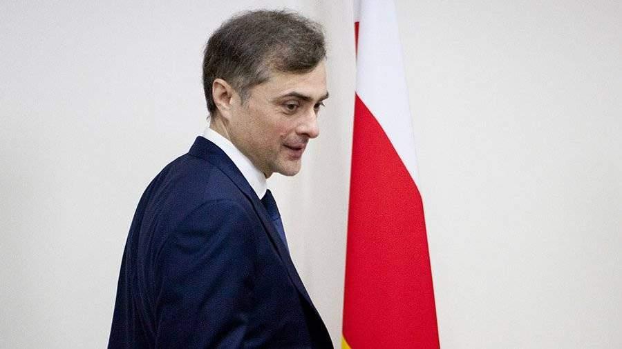 Просочилась информация об следующем раунде переговоров Волкера иСуркова
