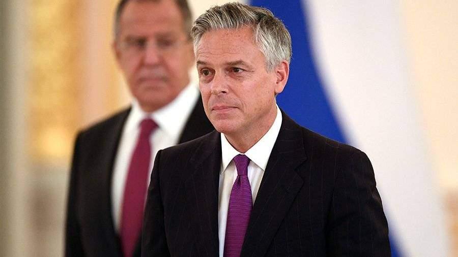 Посол США призвал вернуть доверие между Москвой иВашингтоном