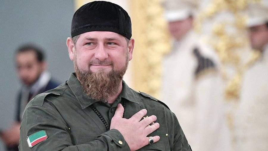 Кадыров признался в«сыновьем» отношении кПутину