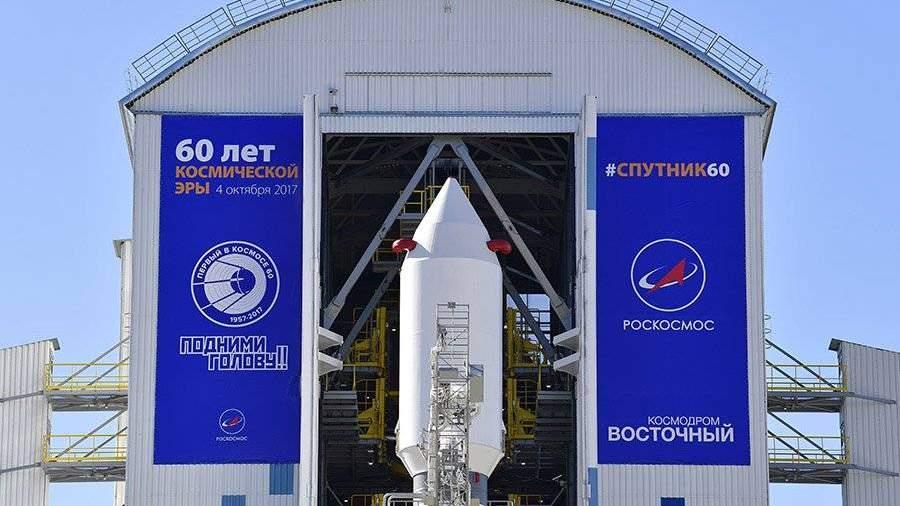 «Роскосмос «собирается сделать орбитальную АЭС