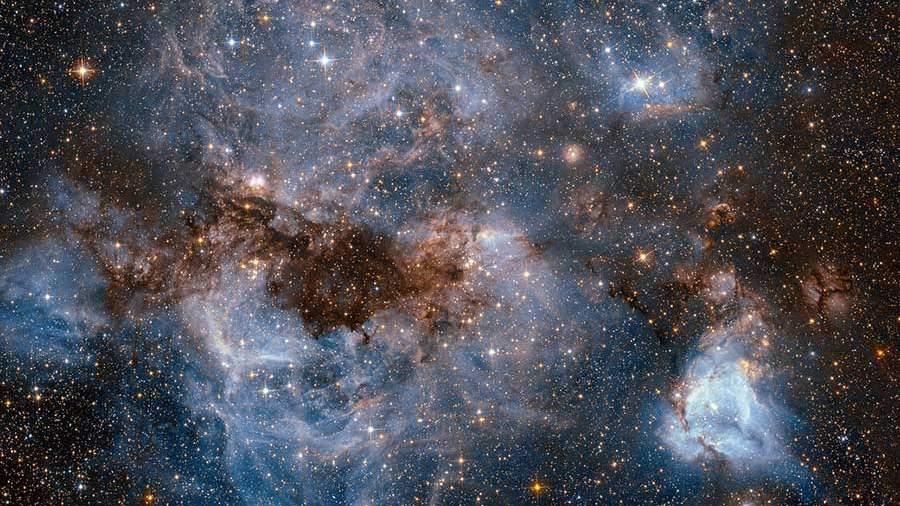 Русские учёные планируют сделать карту Вселенной