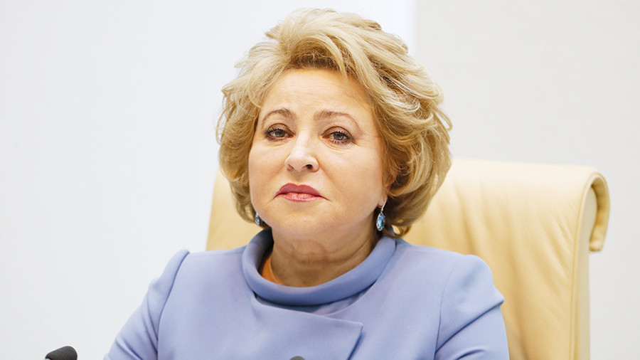 Матвиенко пояснила, почемуРФ поддержала санкции против Северной Кореи