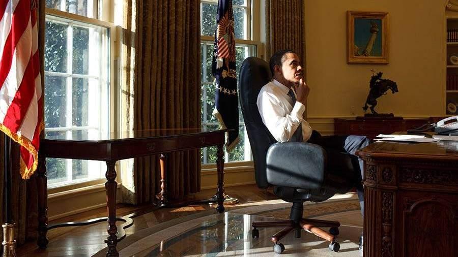 СМИ стало известное, как Обама использовал «красную кнопку»