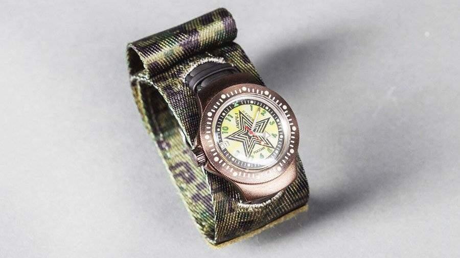 «Ростех» представил часы, способные пережить ядерный взрыв