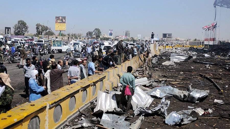 ООН призывает международные суда покинуть порты Йемена