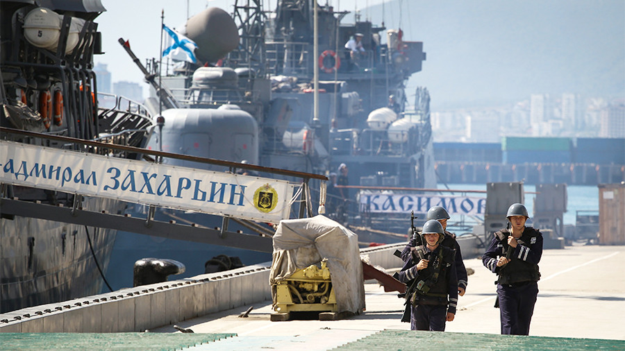 Черноморский флот усилил охрану после аварий накрымских газопроводах