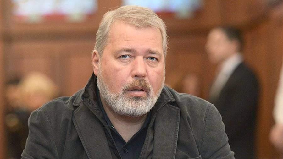 Дмитрий Муратов покинет пост главреда «Новой газеты»