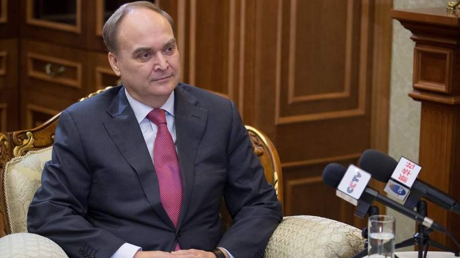 Антонов: Договоренности В.Путина иТрампа поСирии вселяют оптимизм