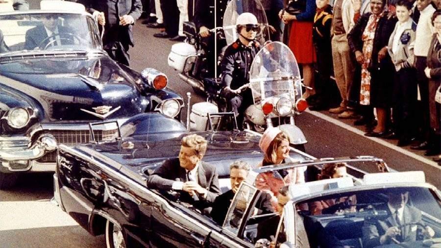 Убийство Кеннеди: вСША опубликовали 13 тыс документов без правок