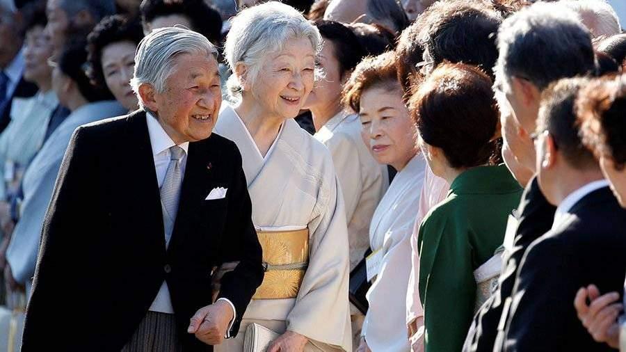 1декабря состоится совещание совета поотречению императора Японии
