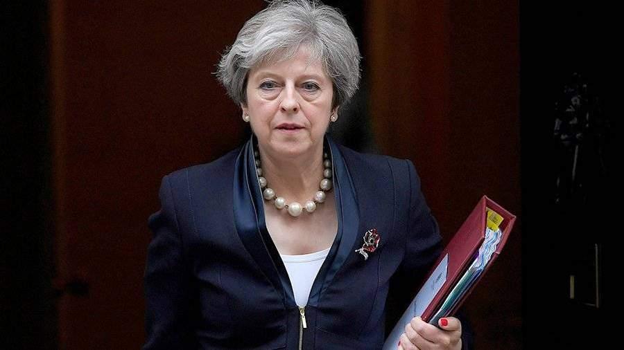 Премьер Англии оценила возможность холодной войны сРоссией