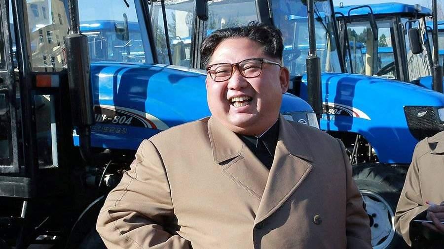 Спецпосланник СиЦзиньпина сообщил Ким Чен Ыну секретный подарок