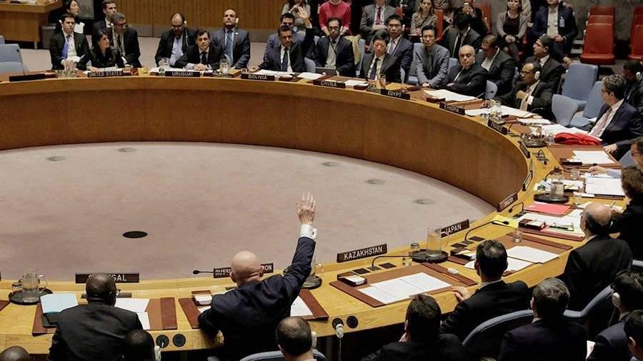 Действия США в изучении химических атак вСирии оказались лицемерны
