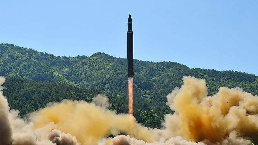 Ракетный запуск КНДР не грозит США иихсоюзникам— Пентагон