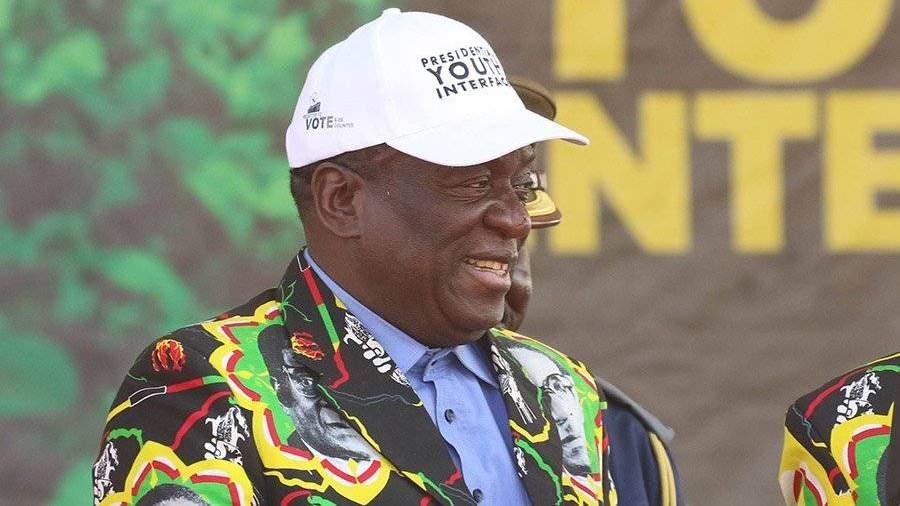 Прошлый вице-президент сформирует переходное руководство — Переворот вЗимбабве