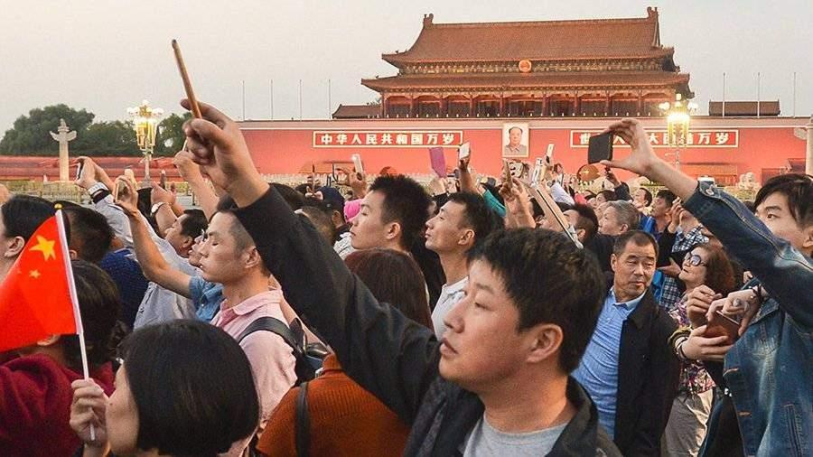 Численность населения Китая приблизилась к1,4 млрд человек