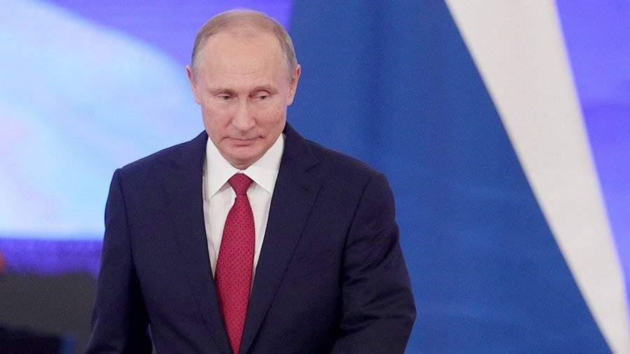 Путин иТрамп пообщались вкулуарах