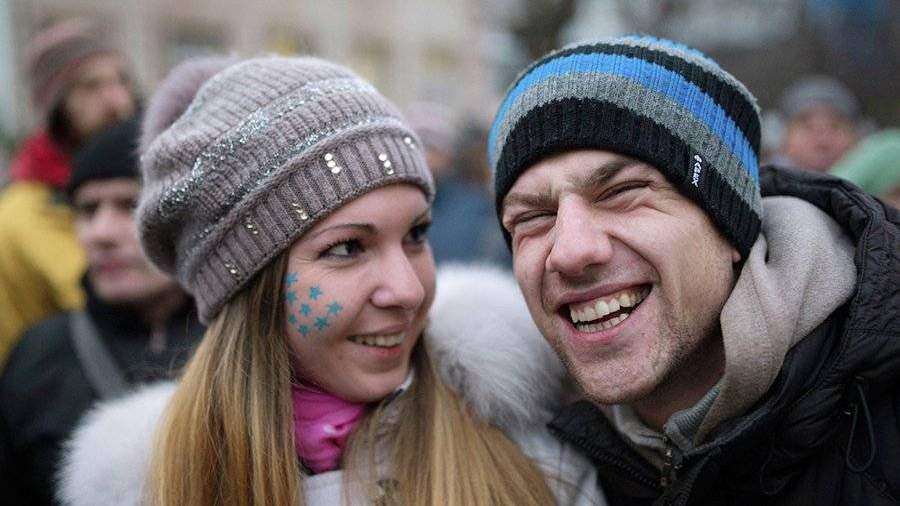Треть молодежи Украины говорит нарусском