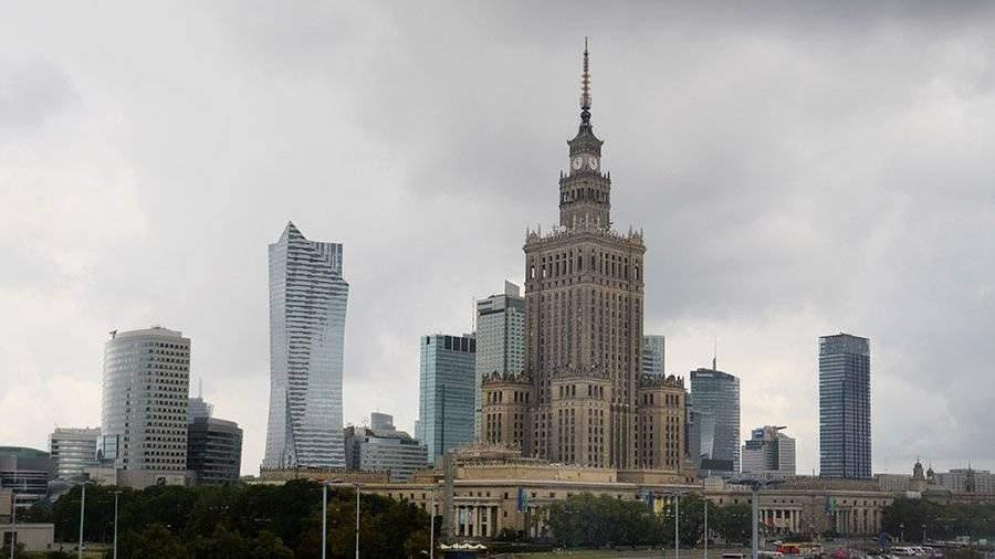 ВПольше предлагают снести «знаменитую» сталинскую высотку вВаршаве