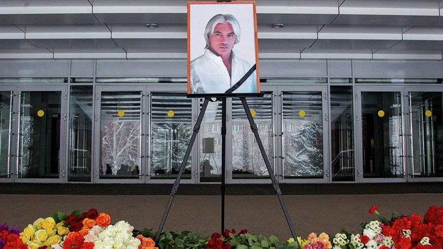 Капсулу спрахом Д.Хворостовского похоронят 28ноября наНоводевичьем кладбище
