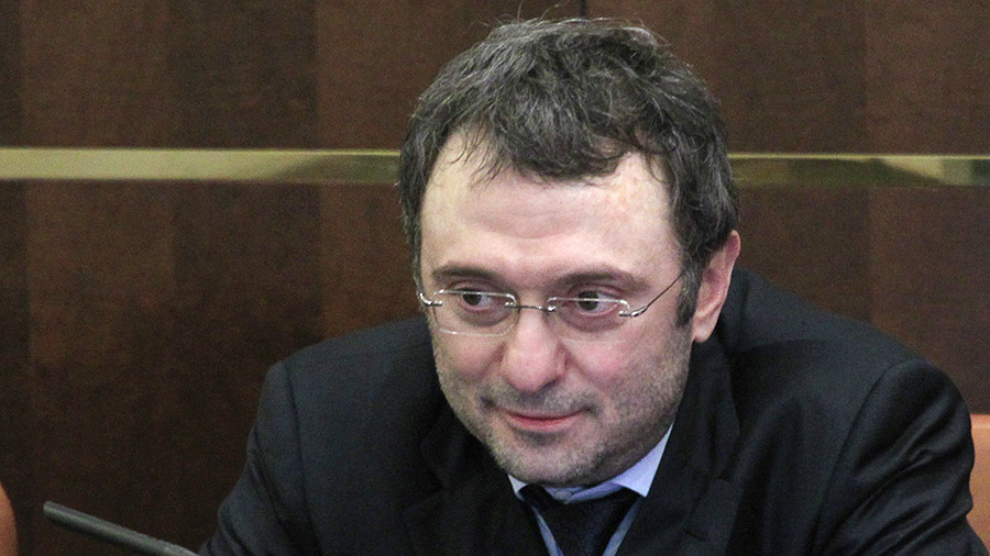 Сулеймана Керимова доставили всуд Ниццы