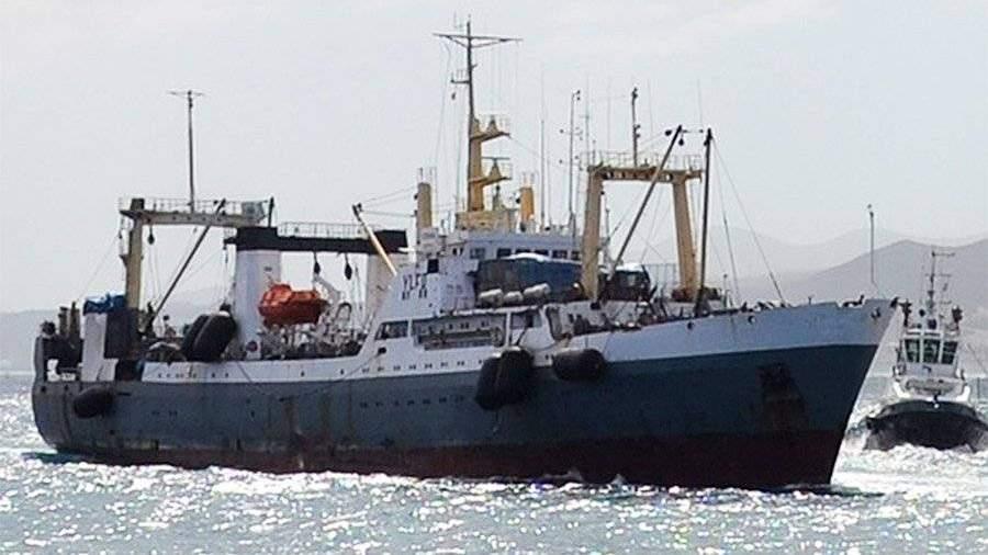 Фигурантам дела окрушении траулера вОхотском море вынесли вердикт