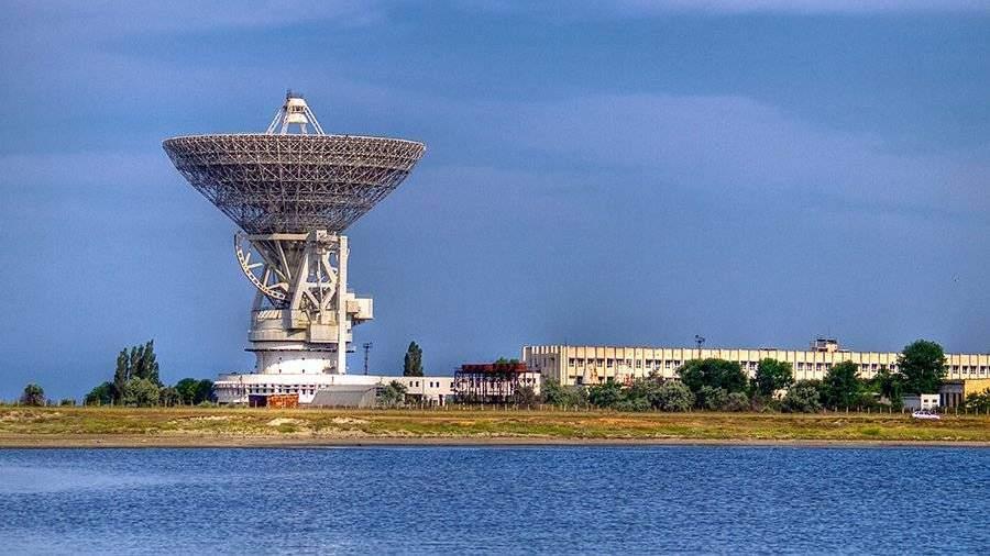 ВКрыму к 2019 модернизируют радиотелескоп РТ-70