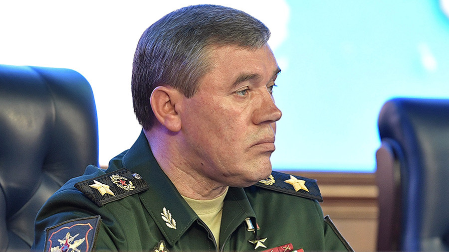 Генштаб поведал оскором уничтожении боевиков навостоке Сирии