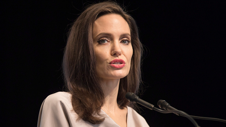 Эмоциональная речь впредставительстве ООН — Анджелина Джоли