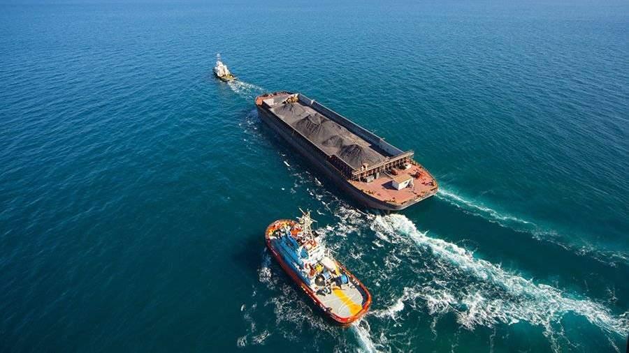 ВКитайской республике столкнулись два грузовых судна, 12 моряков пропали без вести