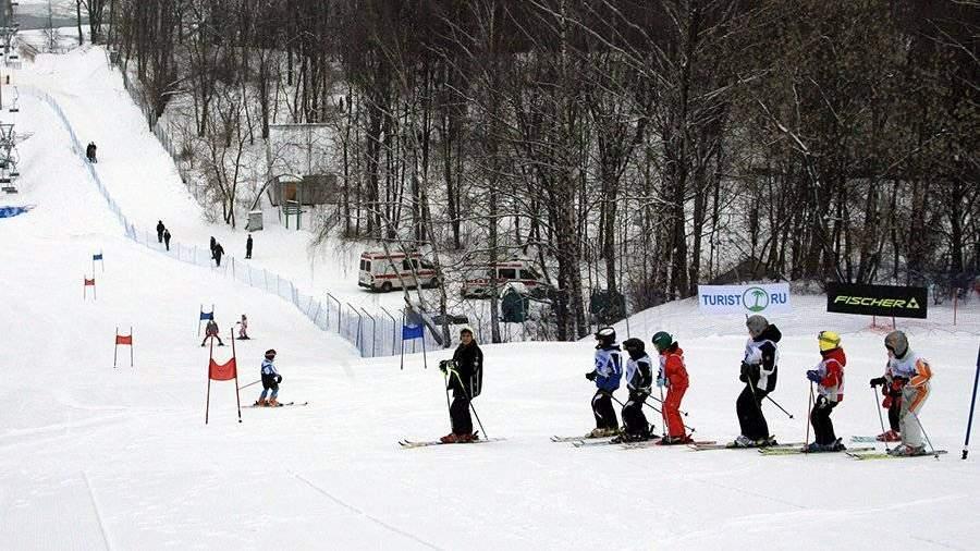 В столице  появятся 5  новых горнолыжных склонов
