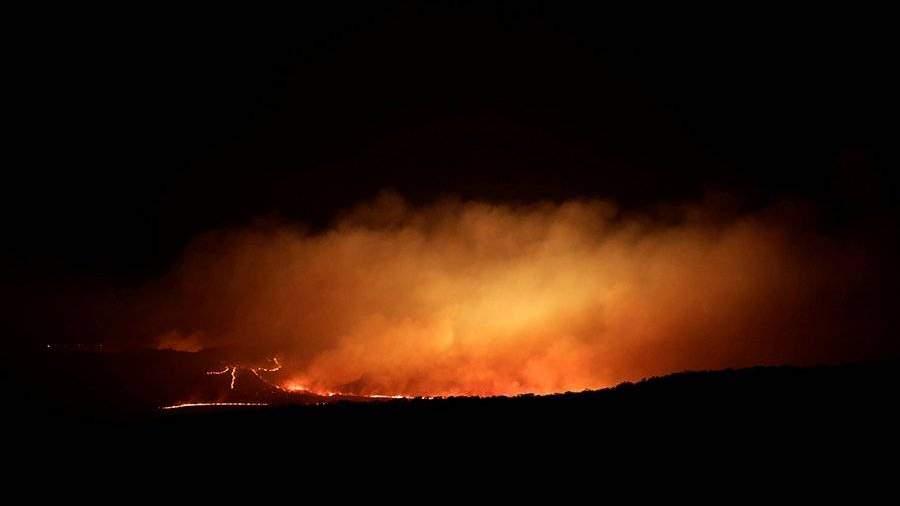 2-х  женщин спасли пожарные вПриморье