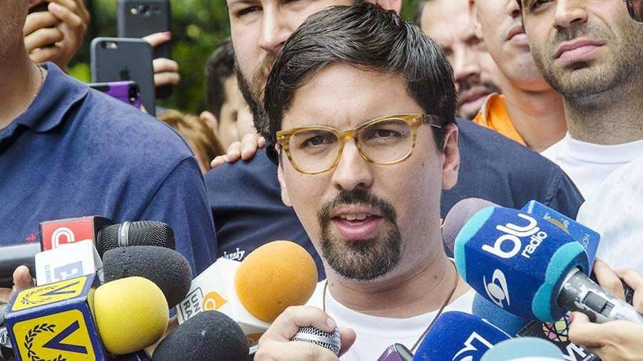 Заместитель руководителя парламента Венесуэлы попросил политического укрытия вЧили