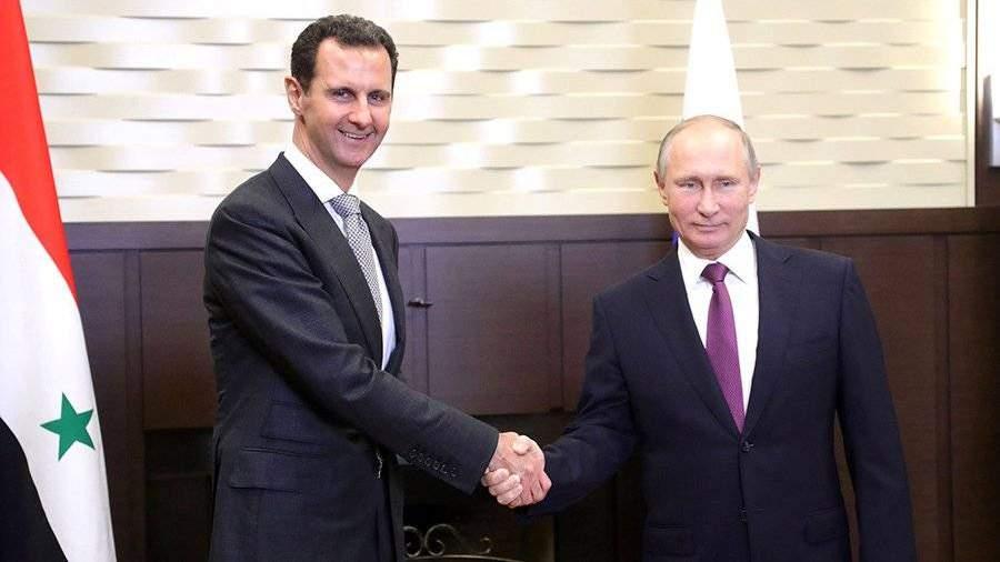 Путин проведет телефонные переговоры сТрампом 21ноября