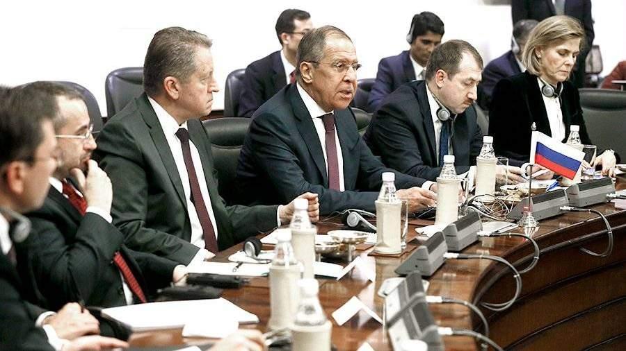 Лавров: Конфликт вокруг КНДР можно уладить политико-дипломатическим путем