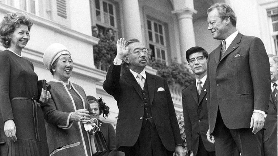 Мемуары японского императора ушли смолотка за 300 тыс. долларов