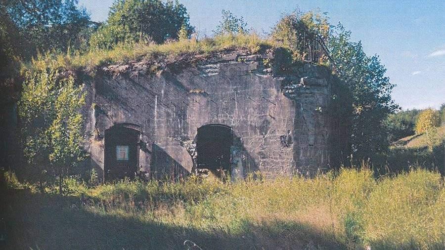 ВКронштадте начали строить военно-исторический комплекс «Партизанская деревня»