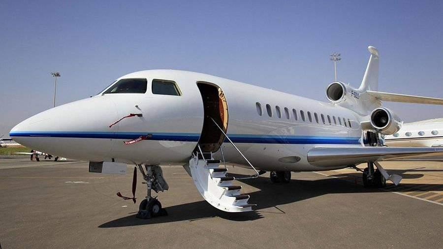 НаМальте самолет врезался в сооружение строительной компании