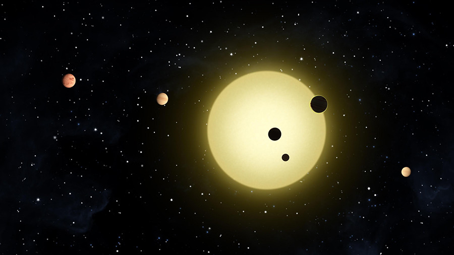 «Кеплер» отыскал «сестру» Солнечной системы