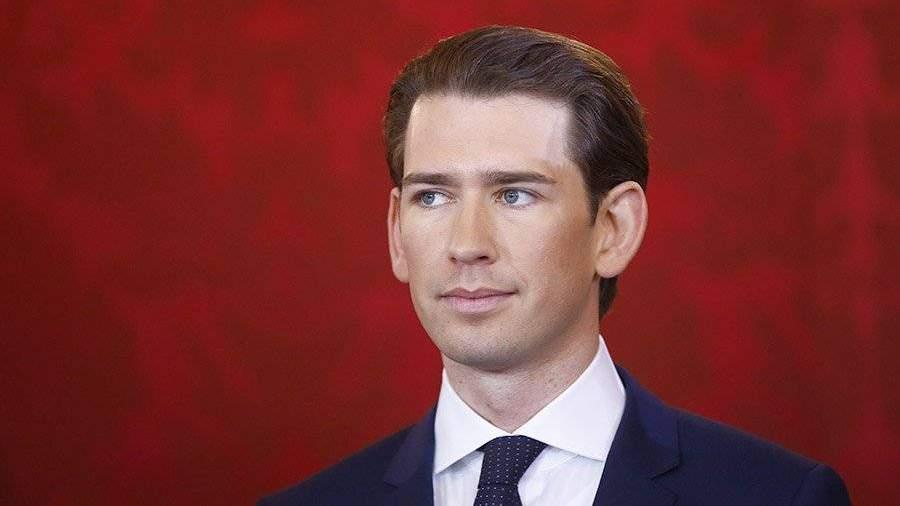 Переговоры овступлении Турции вЕС следовалобы закончить — Канцлер Австрии