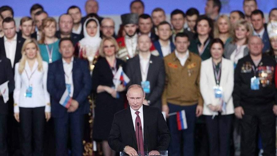 Путин выразил сожаление, что в Российской Федерации недостаточно людей интересуется культурой